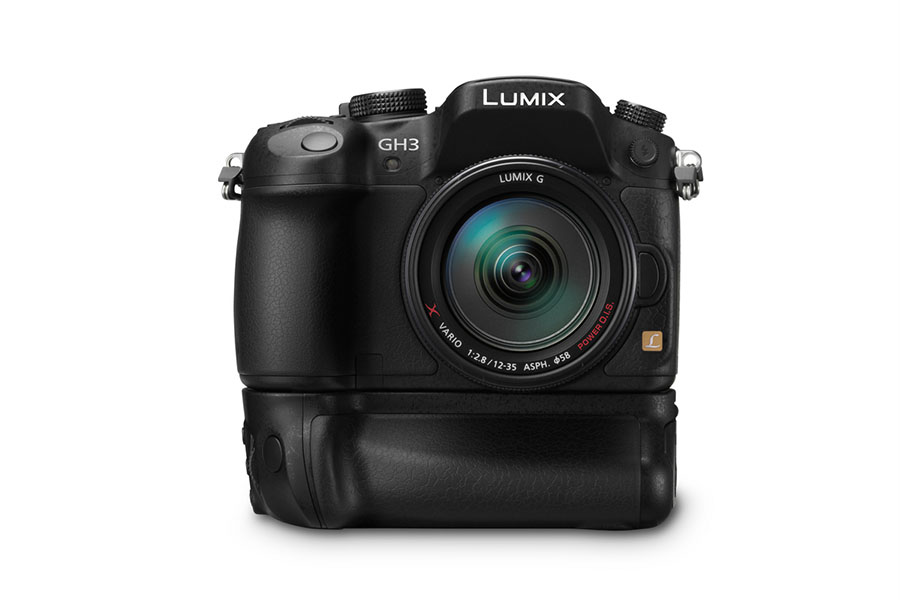 Фотокамера Panasonic Lumix DMC-GH3