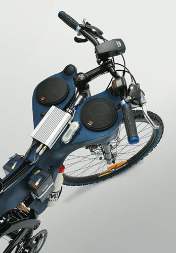 Аудиосистема для велосипеда своими руками
