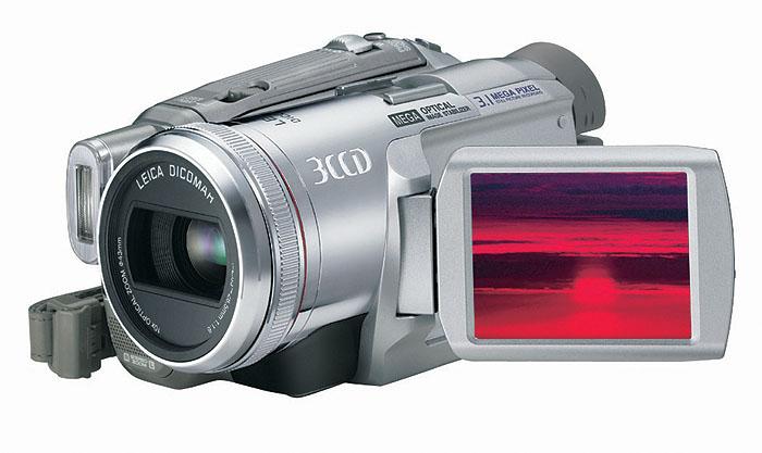 Видео тест видеокамеры панасоник 174