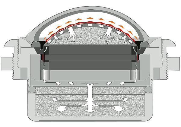 Вот например конструкция мидбасовой головки