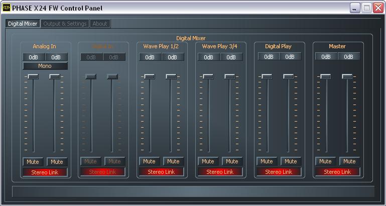 Firewire audio/midi интерфейс terratec producer phase x 24 fw