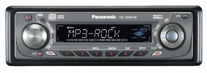 Panasonic cq c3401w схема