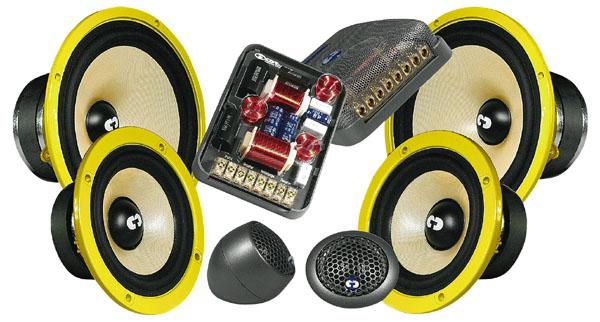 CDT AUDIO ES-620 EUROSPORT 6.5