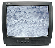 Для повышения качества изображения производители оснастили телевизор высококонтрастным кинескопом.