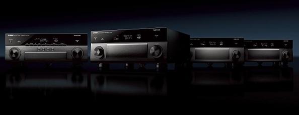 AV-ресиверы премиум-класса Yamaha Aventage