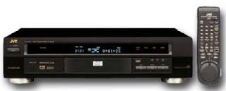 JVC XV-D721 - плеер DVD-Audio