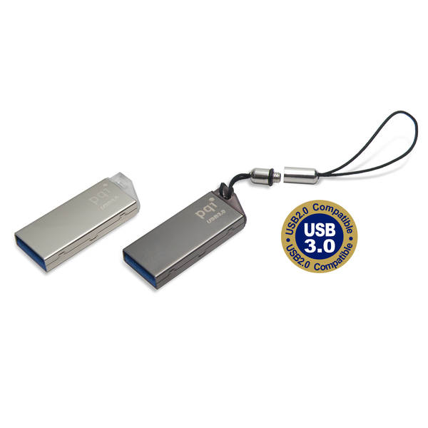 Флеш-накопитель USB 3.0 PQI U821V Intelligent Drive
