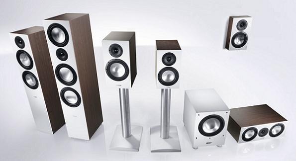 Немецкая компания Canton в четвертый раз модернизировала акустику серии GLE.