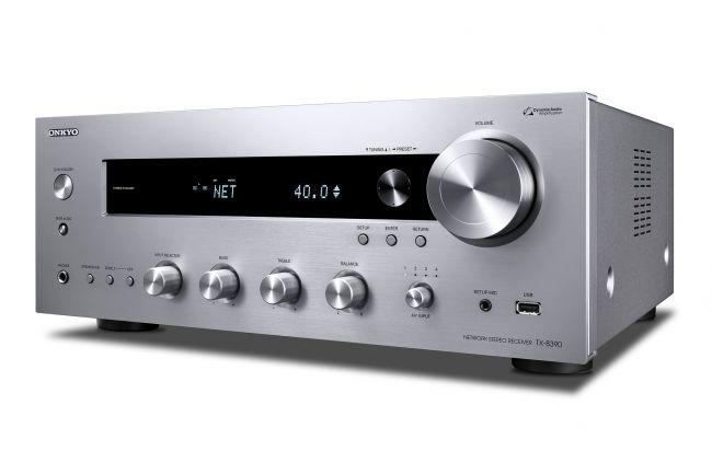 Onkyo TX-8390 – двухканальный ресивер для музыки | Hi-Fi ru