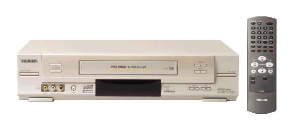 Видеомагнитофон Toshiba V-E78