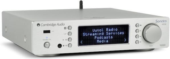 Плеер Cambridge Audio NP30 стирает границы