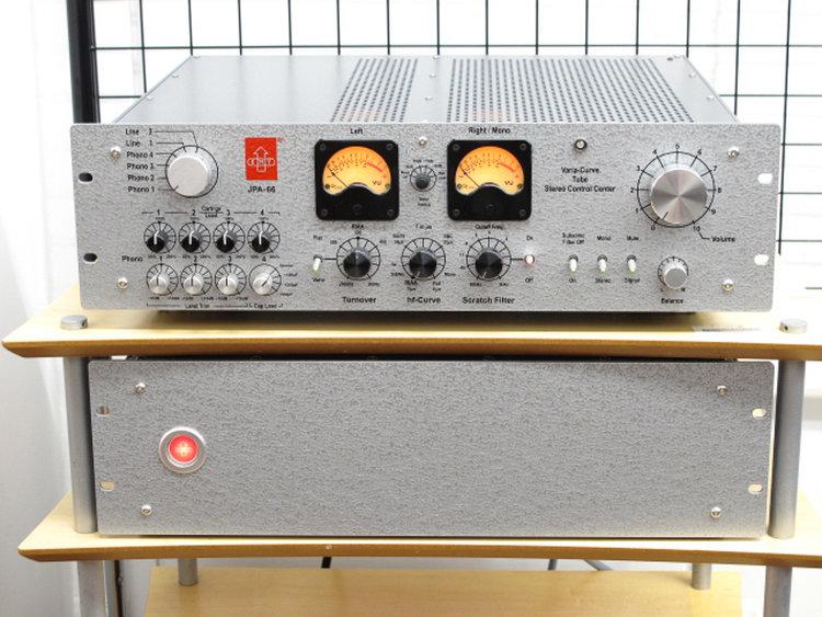 EMT JPA 66 Фонокорректор Предусилитель Ламповый   Hi-Fi.ru