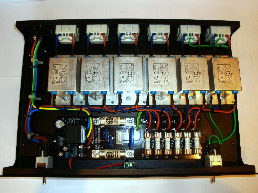Re: Сетевой фильтр ВЧ помех Lynx EMI36.