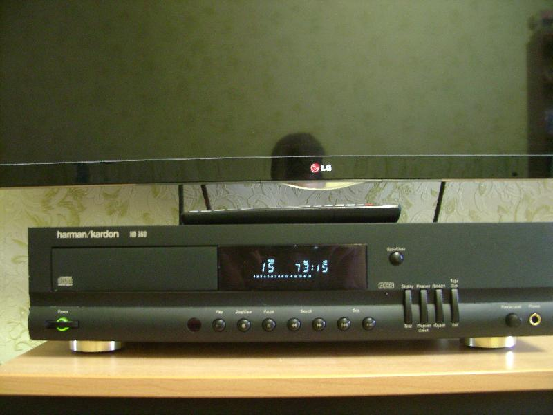 Harman/Kardon HD760