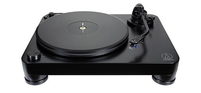 CES 2018 – Пассиковая вертушка Audio-Technica AT-LP7
