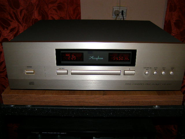 accuphase DP 400