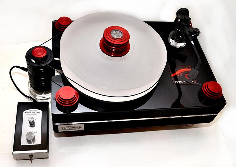 Проигрыватель виниловых пластинок Sound Stream