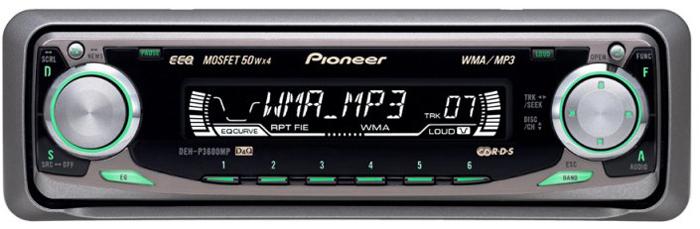 Схема магнитолы pioneer deh-p3600mp.