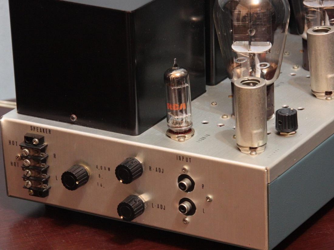 Однотактный усилитель JMTEC 300B Усилители ламповые.