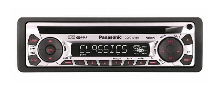 Panasonic CQ-C1011NE.