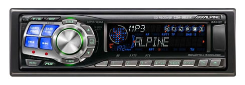 CD ALPINE CDA 9831R