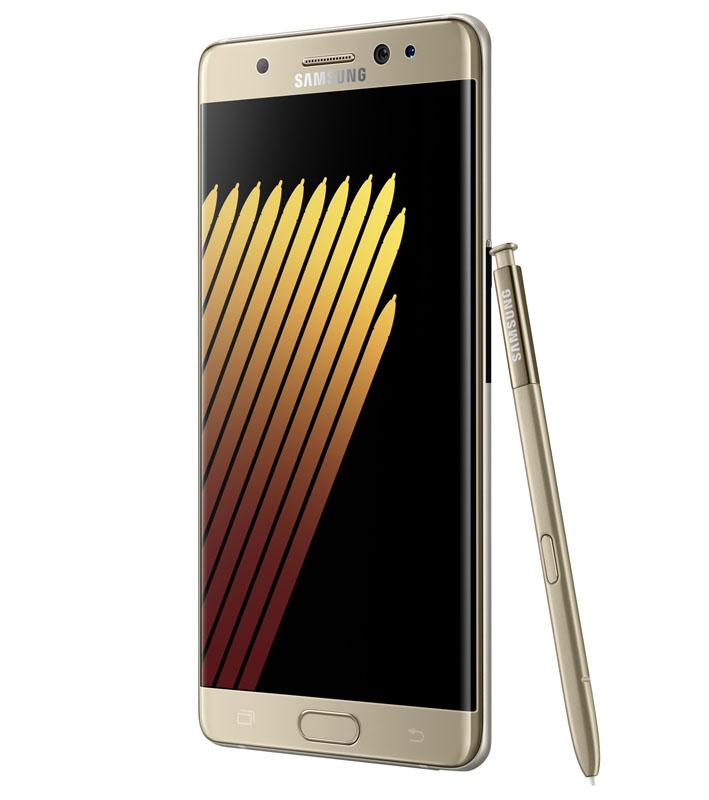 Названы дата релиза ицена Самсунг Galaxy Note 7 повышенной мощности