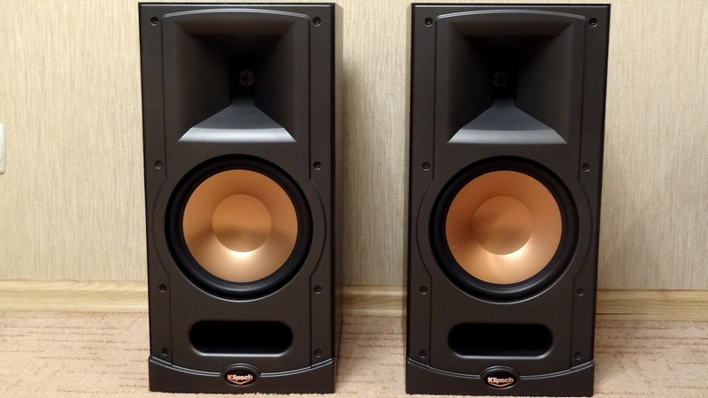 klipsch rb 81 hi. Black Bedroom Furniture Sets. Home Design Ideas