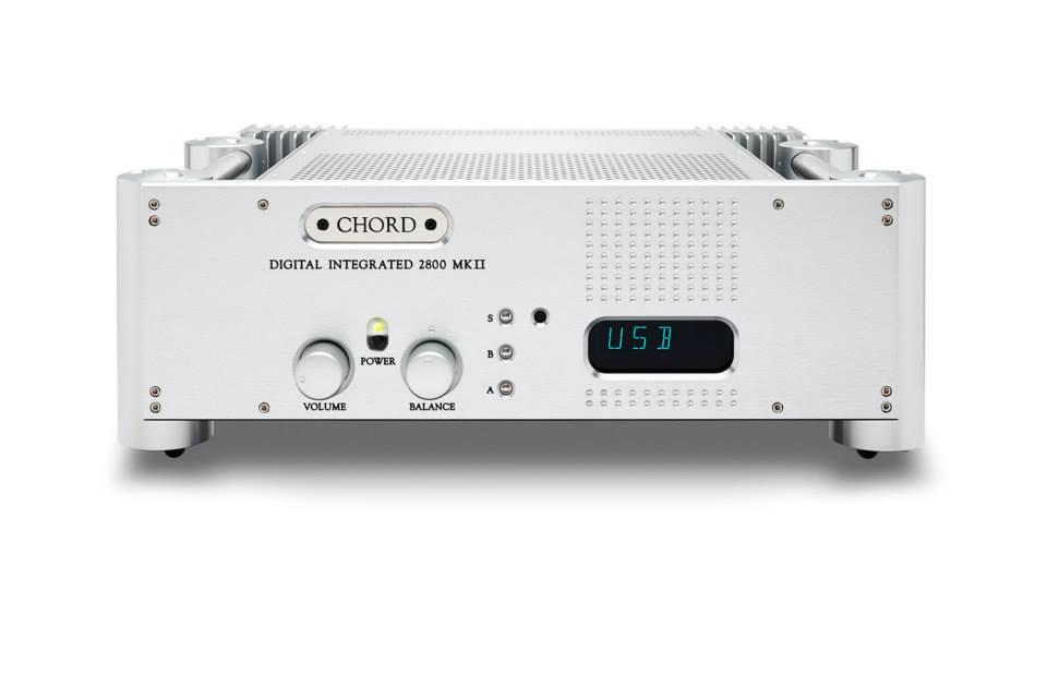 Второе поколение усилителя Chord CPM 2800