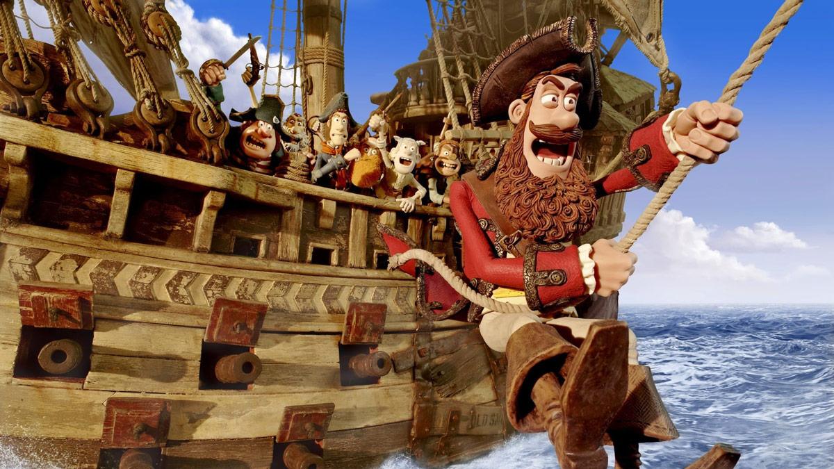 общем фото прикольное про пиратов одного них менты