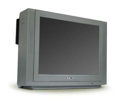 ЭЛТ-телевизор с плоским экраном.  50 Гц.  Функции.
