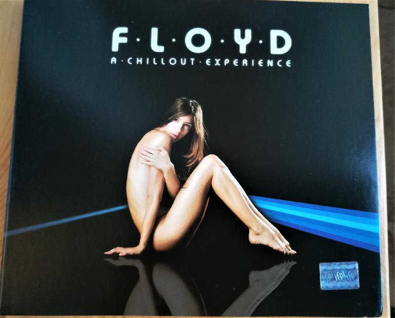 CD LAZY - F.L.O.Y.D   A Chillout Experience