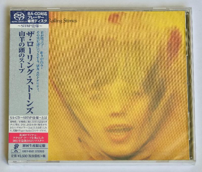 The Rolling Stones / Goats Head Soup Japan SHM-SACD Limited