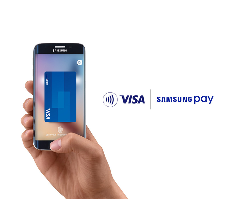 Карта Visa Газпромбанка заработала с Samsung Pay