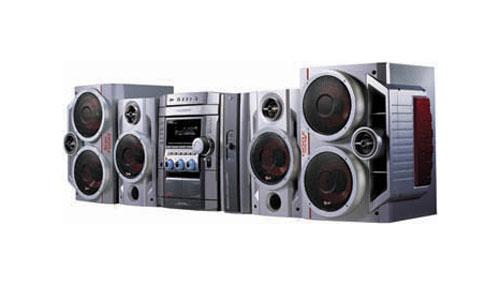 Музыкальный центр LG LM-3020