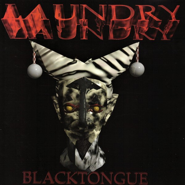 LAUNDRY - Blacktongue / USA CD / Prog Rock Experimental