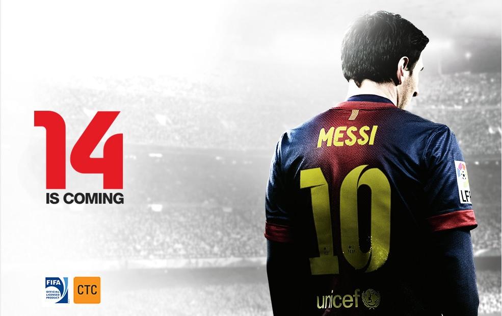 [Конкурс] Плюшки FIFA 14 в России