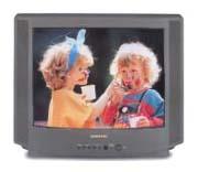 Телевизор Samsung CS-20H1 R. экранное меню на русском, защита от детей.  Функции.  10Вт. добавить к сравнению.