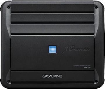 Эффективный усилитель Alpine MRX-V60