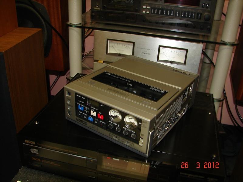 Видеомагнитофон Panasonic AG-6400.раритет