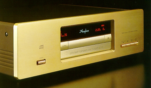 CD Accuphase DP-75