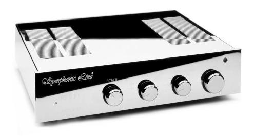 Усилитель интегральный Symphonic Line RG 10 Mk IV