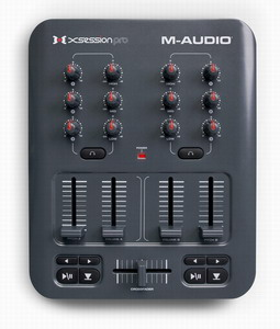 Mикшерный пульт M-Audio X-SESSION PRO