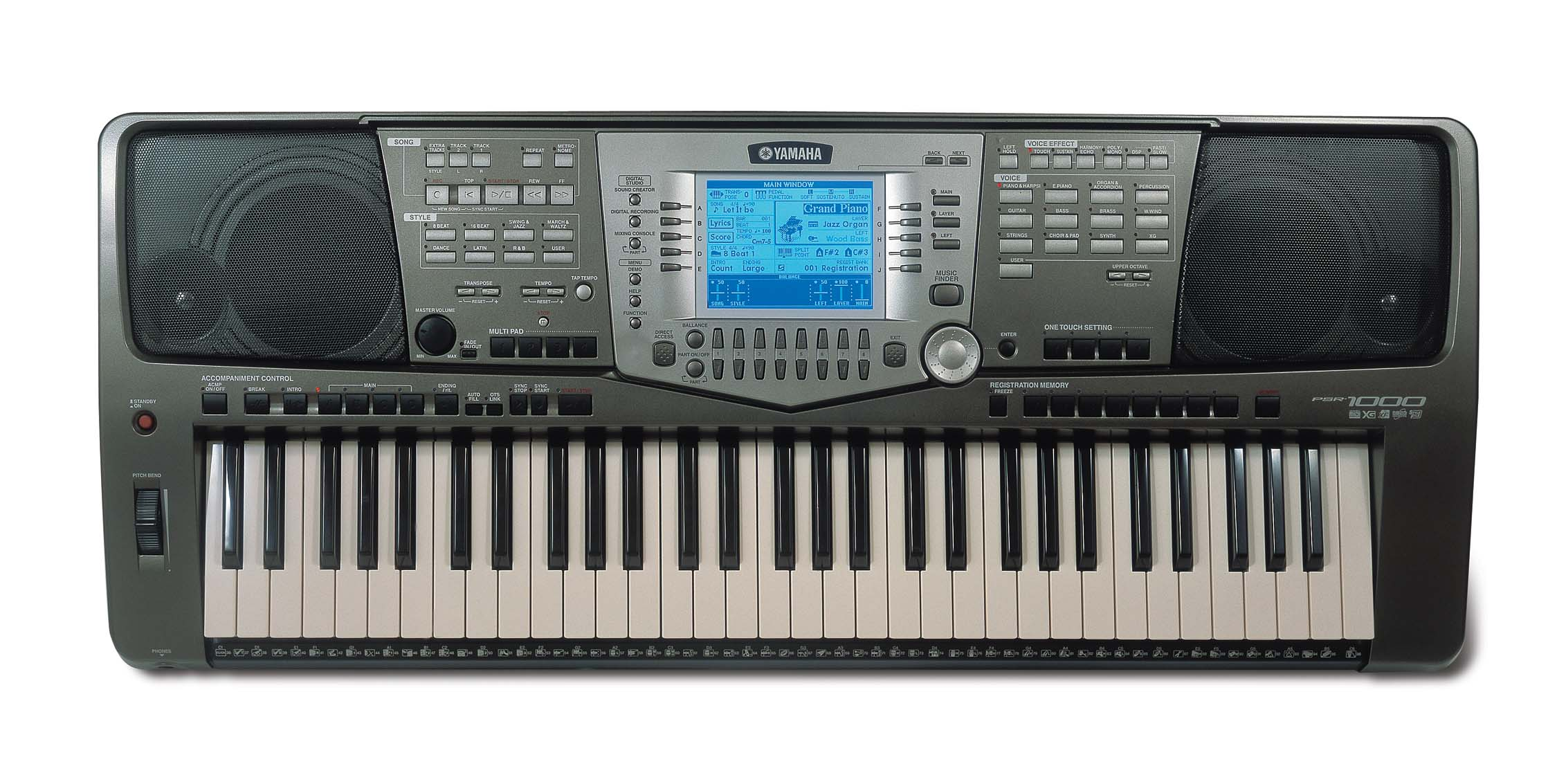 Image Result For Free Download Style Keyboard Yamaha Psr E