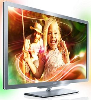 LED-телевизоры Philips 7000 Series на платформе Smart TV
