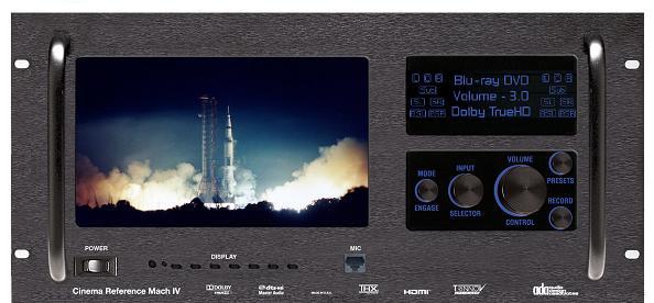 Референсный AV-процессор ADA Cinema Reference Mach IV