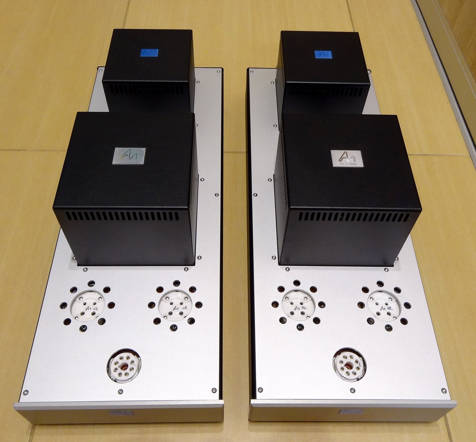 Audio Note Conquest Silver Signature 300b Special Order Power Amp With
