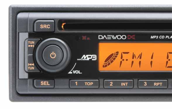 Автомагнитола DAEWOO ACP-0108