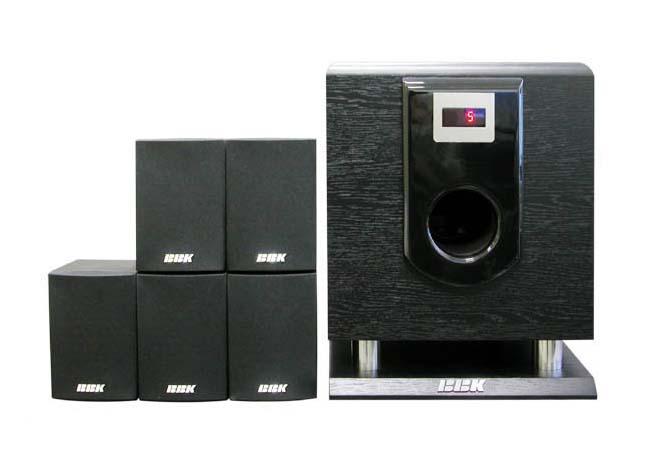 Комплект акустических систем BBK SP550S.