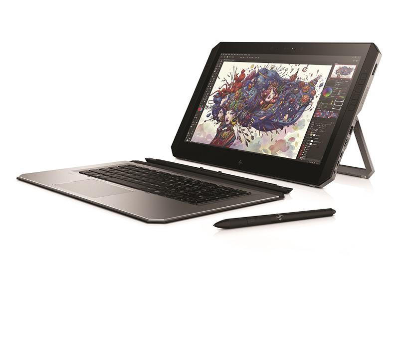 HPInc. анонсировала мобильную рабочую станцию ZBook x2
