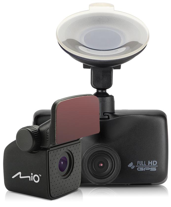 Новый инновационный видеорегистратор mio mivue